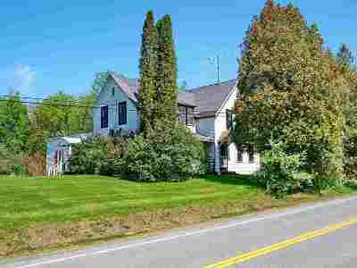 Bethlehem Single Family Home Active Under Contract: 766 Profile Road