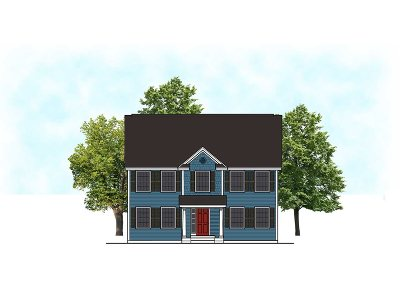 Raymond Single Family Home For Sale: Lot 40 Sandybrook Drive