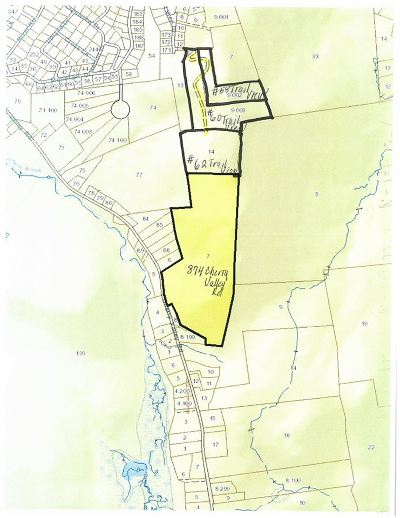 Gilford Residential Lots & Land Active Under Contract: 874 Cherry Valley Rd & Trailview Dr.