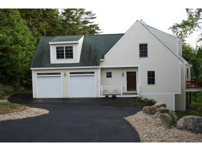 Waterville Valley Single Family Home For Sale: 6 Jennings Peak Road