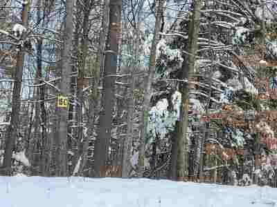 Sandwich Residential Lots & Land For Sale: 15 C Buzzell Ridge Road #12 Lot