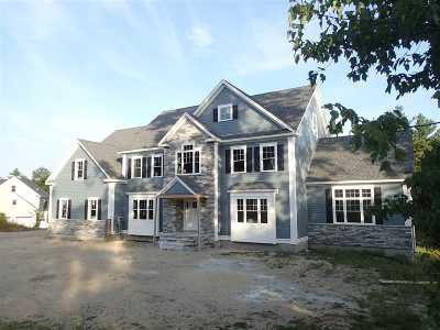 Windham Single Family Home For Sale: 67 Heritage Hill Road #Lot #193