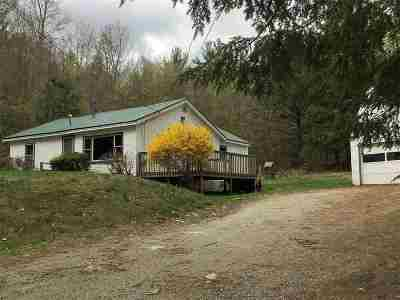 Strafford Single Family Home For Sale: 216 Browns Pasture Road