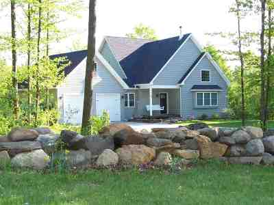 Swanton VT Single Family Home For Sale: $349,000