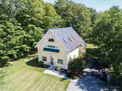 Stratham Single Family Home For Sale: 78 Portsmouth Ave