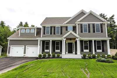 Nashua Single Family Home Active Under Contract: 33 Schwinn Drive #103
