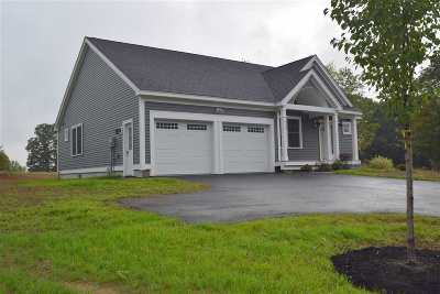 Rochester Single Family Home For Sale: Lot 1 Chesley Hill Rd #1