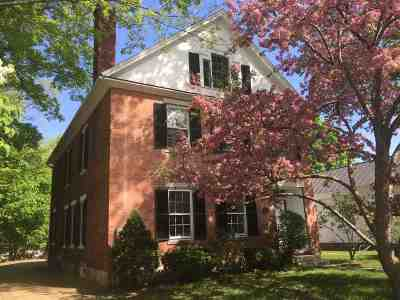 Single Family Home Active Under Contract: 571 Nh Route 10 Road
