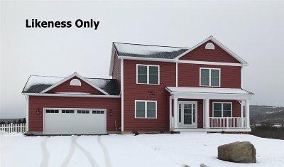 Fairfax Single Family Home For Sale: 44 Bushey Road #Lot 20