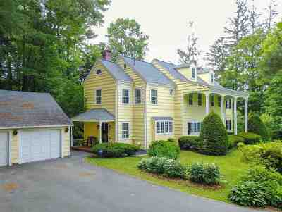 Nashua Single Family Home For Sale: 110 C Concord Street