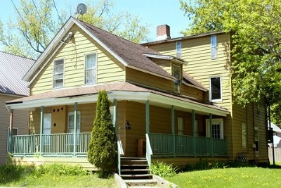 St. Albans City VT Multi Family Home For Sale: $149,000