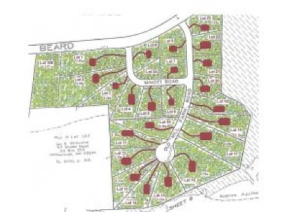 Hillsborough Residential Lots & Land For Sale: Beard Road