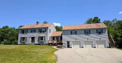 Strafford Single Family Home For Sale: 135 Sloper Road #Legal Du
