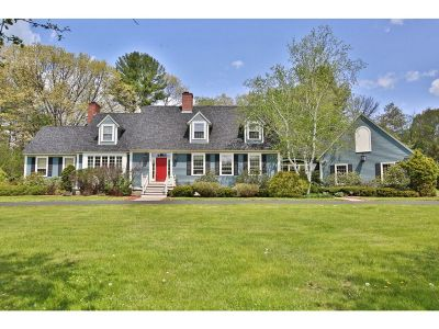 Hampton Falls Single Family Home For Sale: 14 Prescott Lane