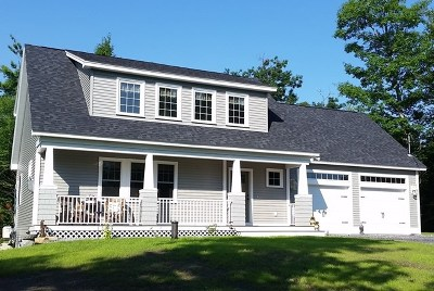 Weare Single Family Home For Sale: 10-5 Sunrise Lane Lane #10-5