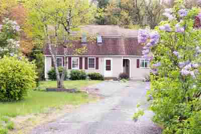 Merrimack Single Family Home Active Under Contract: 30 Packard Drive