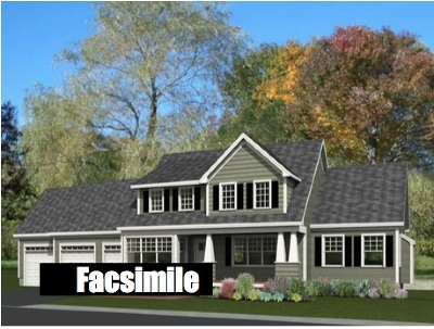 Barrington Single Family Home Active Under Contract: (Lot 11) 90 Overlook Circle
