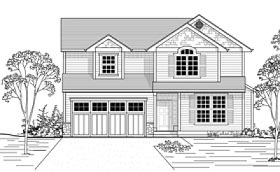 Enosburg Single Family Home For Sale: 1579 Davis Road #lot 4
