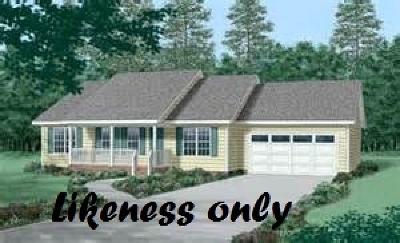 Enosburg Single Family Home For Sale: 1579 Davis Road #Lot 5