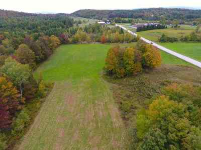 Berkshire Residential Lots & Land For Sale: 4629 Lot 2 Water Tower Road