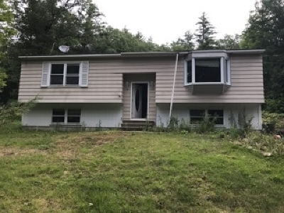 Plymouth Single Family Home For Sale: 129 River Road