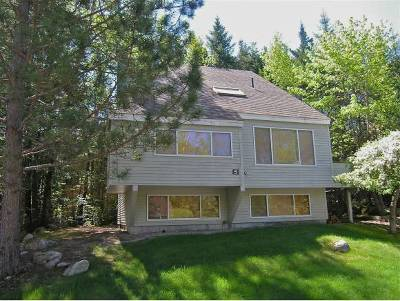 Waterville Valley Single Family Home For Sale: Unit I-2 5 Mountain Village Road