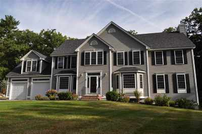 Windham Single Family Home Active Under Contract: 11 Cristy Road