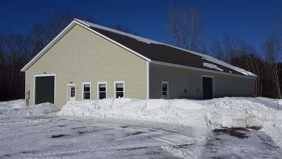 Campton NH Commercial For Sale: $299,900