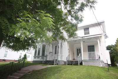 St. Albans City Multi Family Home For Sale: 29 High Street
