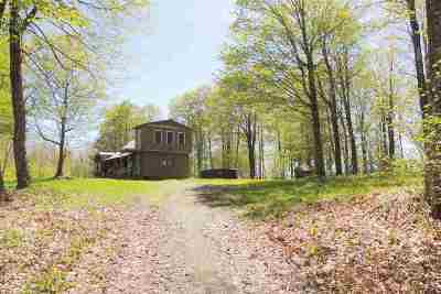 Sheffield Single Family Home For Sale: 2924 Duck Pond Road