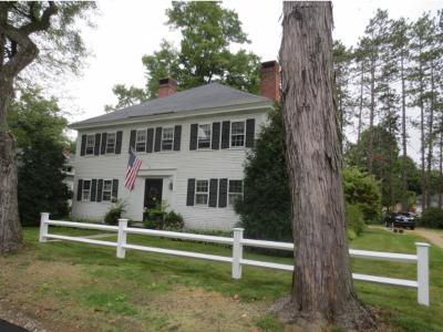 Amherst Single Family Home For Sale: 5 Foundry Street