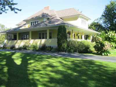 Orleans County Single Family Home Active Under Contract: 190 Main Street