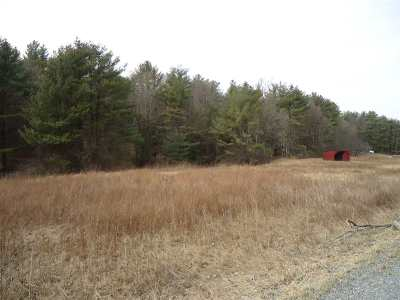 Hinesburg Residential Lots & Land For Sale: Baldwin Road