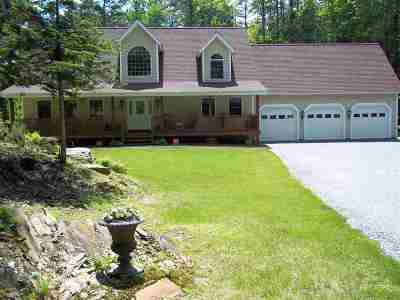 Bath Single Family Home For Sale: 8 Wilderness Way