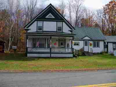 Essex County Single Family Home For Sale: 1811 Oregon Road