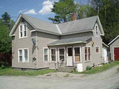 Lyndon Single Family Home For Sale: 496 Broad Street