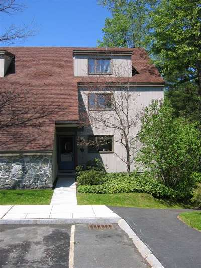 Hanover Condo/Townhouse For Sale: 102 Brook Hollow