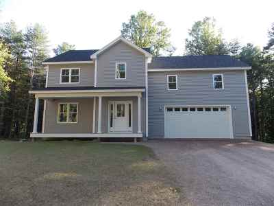 Colchester Single Family Home Active Under Contract: 128 Stevens Way