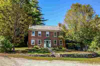 Bradford Single Family Home Active Under Contract: 24 Roaring Brook Road