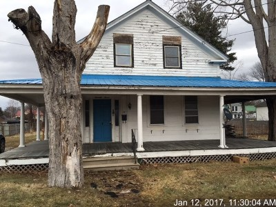Swanton Single Family Home For Sale: 77 Grand Avenue