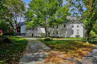 Deering Single Family Home For Sale: 671 East Deering Road