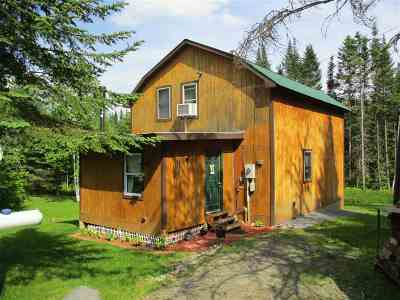 Sheffield Single Family Home For Sale: 671 Dunn Mountain Road
