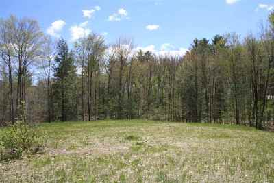 Rutland Town Residential Lots & Land For Sale: Lot 2 Thistle Hill