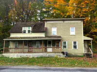 Bristol Multi Family Home Active Under Contract: 25 South Street