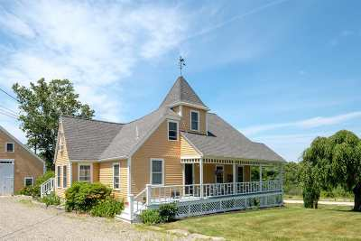 Kittery Single Family Home For Sale: 178a Haley Road