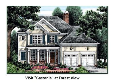 New Boston Single Family Home For Sale: Lot 38 Lorden Rd Forest View