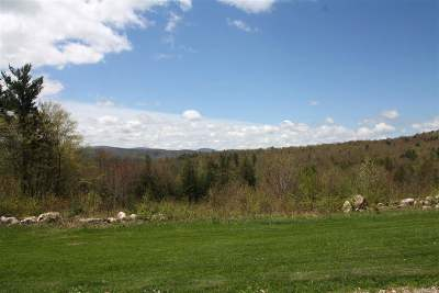 Rutland Town Residential Lots & Land For Sale: Lot 9 Thistle Hill