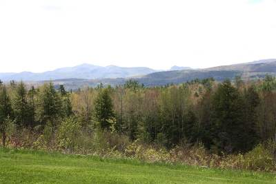 Rutland Town Residential Lots & Land For Sale: Lot 10 Thistle Hill