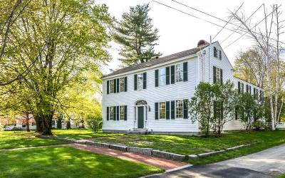 Amherst Single Family Home For Sale: 3 Church Street