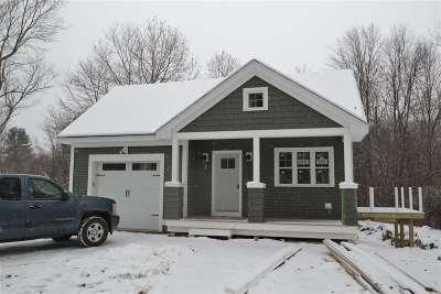 Kittery Single Family Home For Sale: Lot 6 Adams Road #6